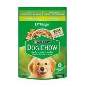 Ração Úmida Dog Chow Sachê para Cães Filhotes sabor Frango 100 g