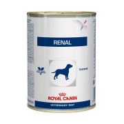 Ração Úmida Royal Canin Lata Veterinary Renal - Cães Adultos - 200 g