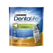Snack Purina Dentalife para Gatos Sabor Frango 40 g