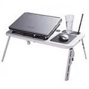 Mesa para Notebook Suporte com Cooler Base com Porta Copo (BSL-MESA-2)