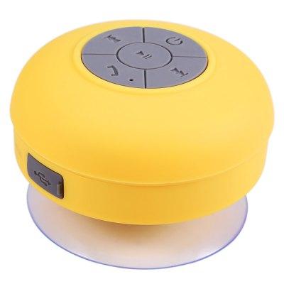 Caixa De Som Com Bluetooth Recebe Chamada Resistente A Agua (MC-00006)