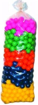 Piscina de Bolinha de 1,1m x 1,1m com 1.000 Bolas Coloridas