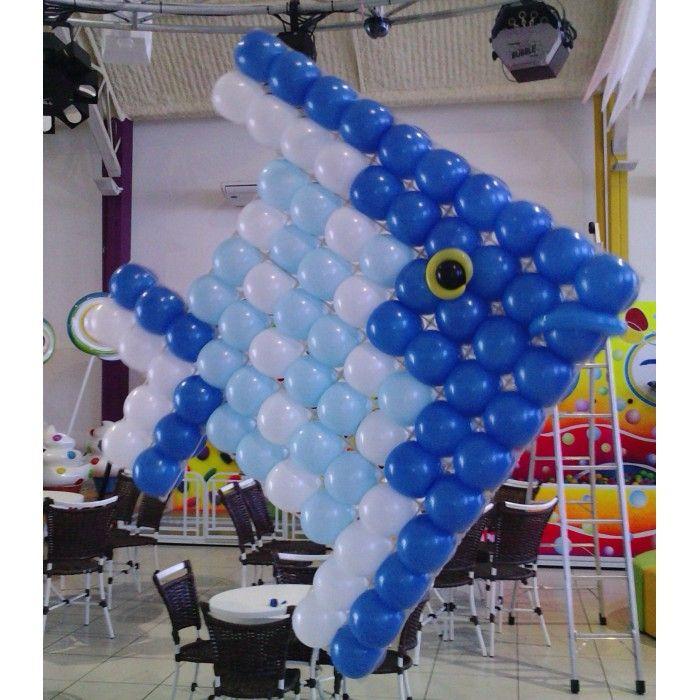 Painel de Bexigas - Tela Para Balões - TDB - Bonus Infladores