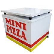 Forno de Assar Mini Pizza na Pedra