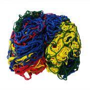 Rede de Proteção Colorida para Piscina de Bolinhas de 1,5m x 1,5m