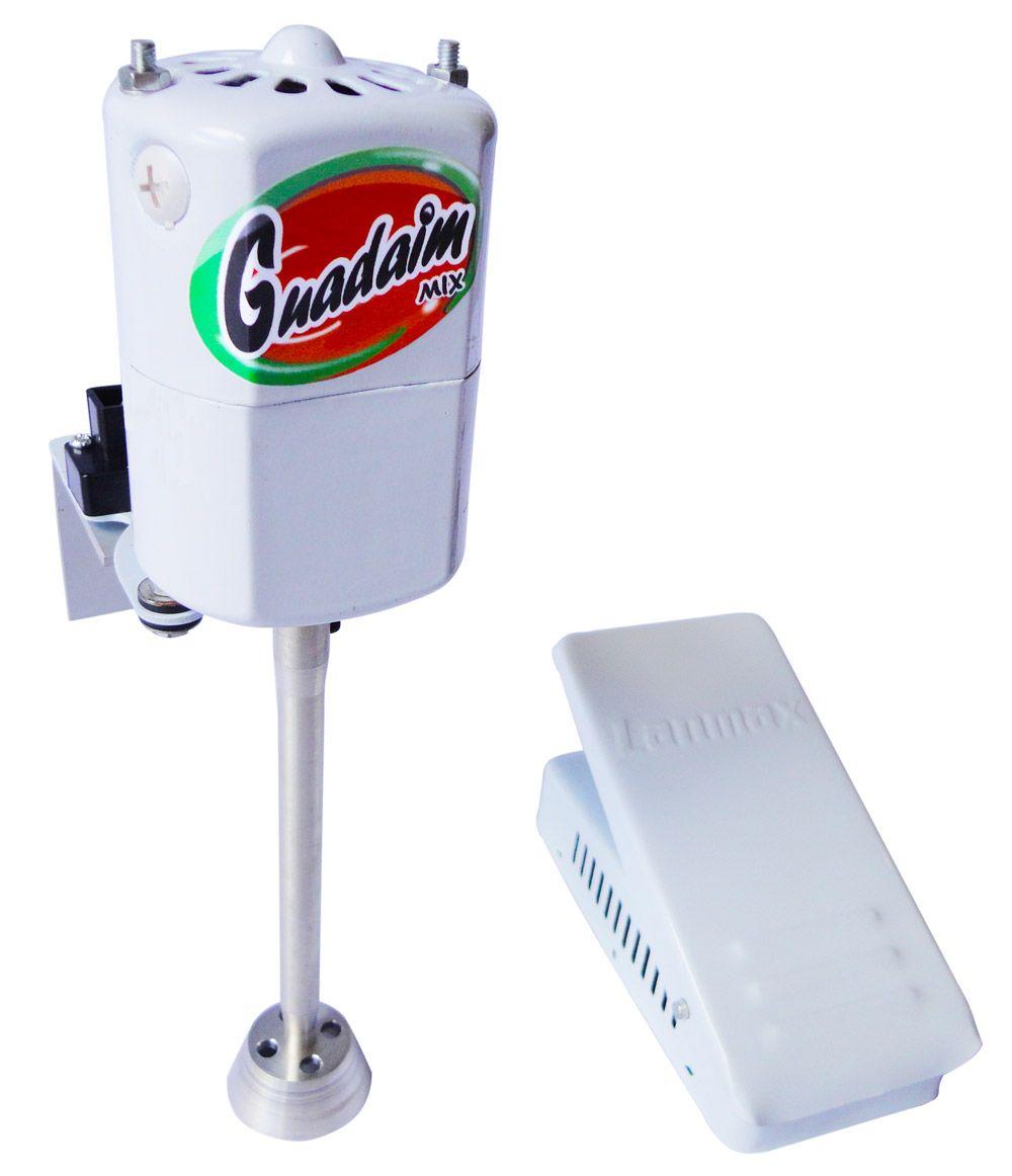 Batedor de Milk Shake SE-100 com Pedal Guadaim Mix