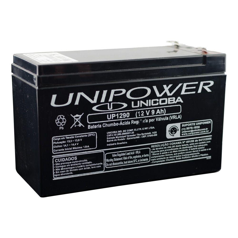 Bateria para Motor a Gasolina com Partida El�trica