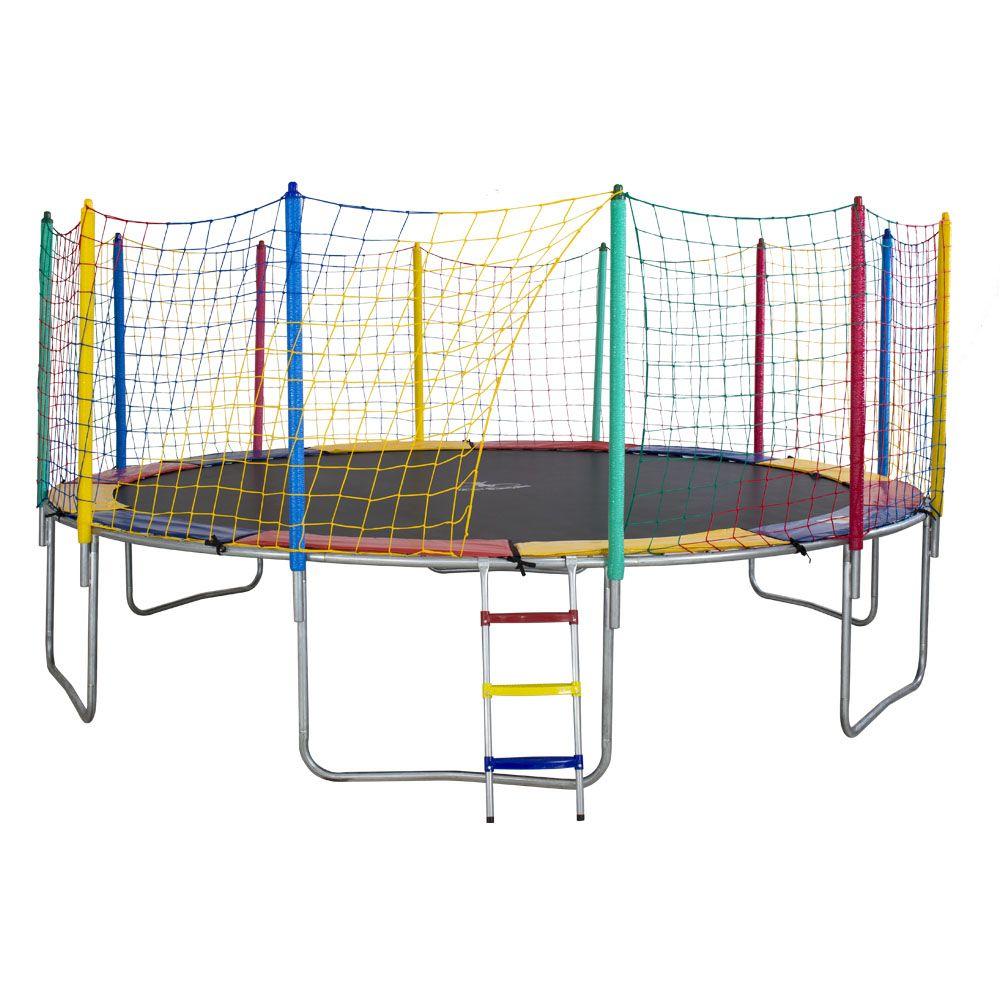 Cama Elastica Importada de 4,27m (6 pés) Frete Grátis