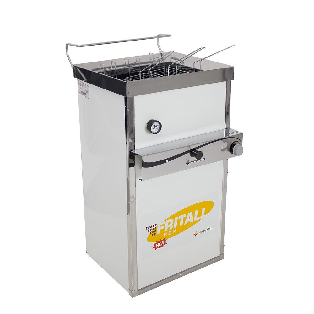 Fritador Água e Óleo a Gás Super Clean de Alta Pressão Venâncio