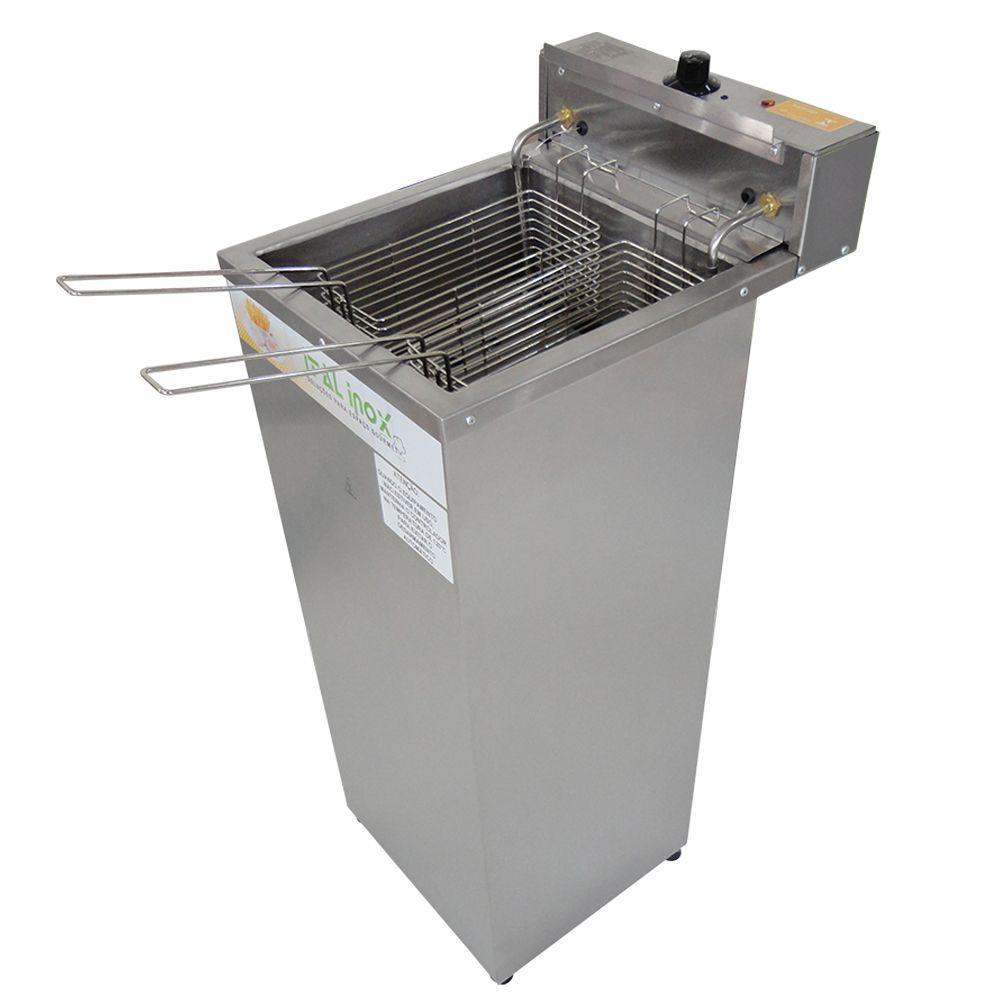 Fritadeira Elétrica Água e Óleo Gabinete para 45kg