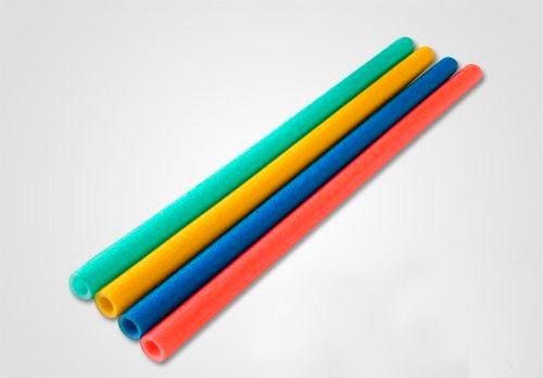 Kit Isotubo Blindado para Proteção de Haste de Cama Elástica - 8 unid.