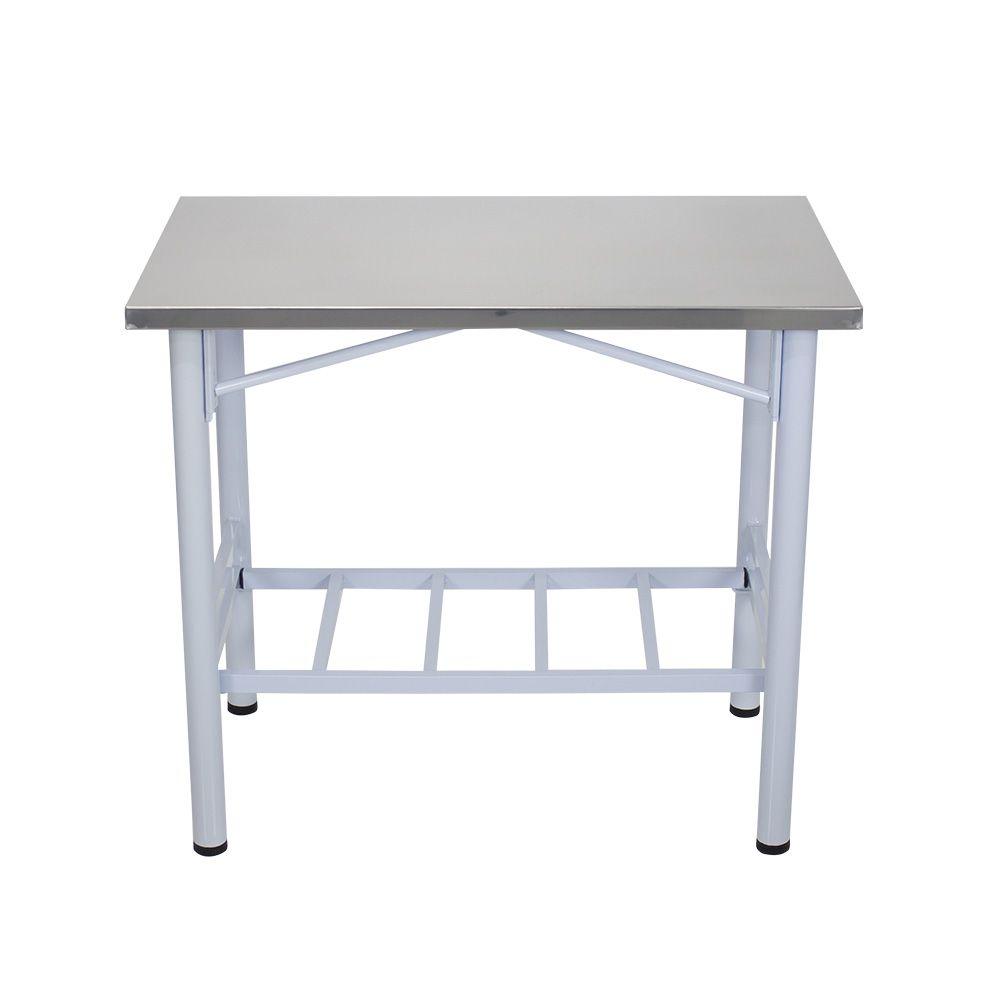 Mesa para Corte de Carnes e Frangos 1 m x 0,6 m