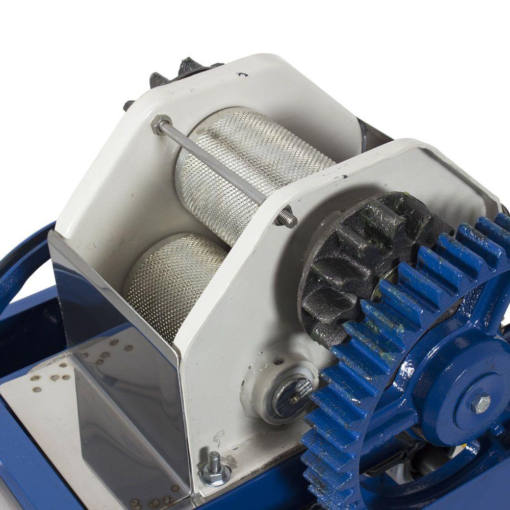 Moenda de Cana Tradicional Sem Motor Maqtron B 721 Turbo Rolo Ferro