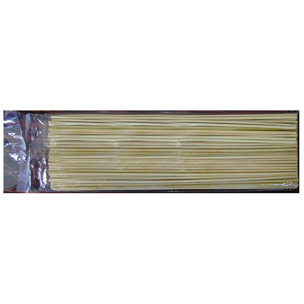 Palito Vareta de Bambu para Crepe de 25cm - Pacote com 500