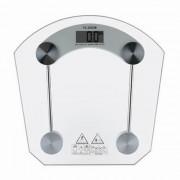 Balan�a Eletr�nica Digital 180 kgs 2003-B Vidro Temperado - BLBQ-159 Retangular