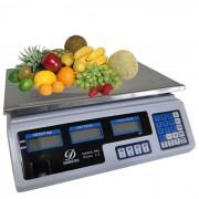 Balan�a Program�vel Precis�o ACS Display LCD 40kg CBR1052 - Bi-volt