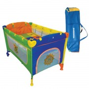 Ber�o Cercadinho De Beb� Port�til Playground COLOR Dardara crian�as at� 15 kgs