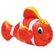 Brinquedo Inflável Aquático Intex Peixe Palhaço 58590 PUFFN PLAY