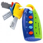 Chaveiro Baby Smart Remote Musical Kaichi Toys KC999-80