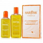 HairSink Feminino 1 Shampoo 240ml + 1 T�nico Capilar 140ml