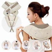 Massageador Cervical ombros lombar multifuncional eletrico 110v  CBRN02719