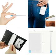 Power Bank Carregador Celular Ultra Slim Galaxy Iphone 5/6 Moto G 2600mAh CBRN0111