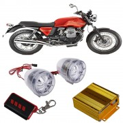Som Mp3,Alarme,R�dio Fm Controle p/ Moto,Triciclo,Scooter MR-200