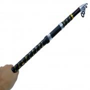 Vara de pesca telesc�pica YJ300 3,00m, 7 se��es CBR1096