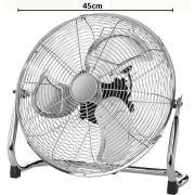 Ventilador Circulador de Ar Fort Home - FH 4501 - 127V - 45cm - Turbo