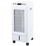 Ventilador Umidificador Ionizador Controle Remoto Timer BRANCO Homestar ACF-5A