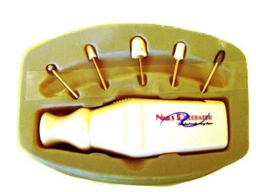 Kit para Unhas Manicure Lixadeira e Aparadeira para Unhas Western ND-5