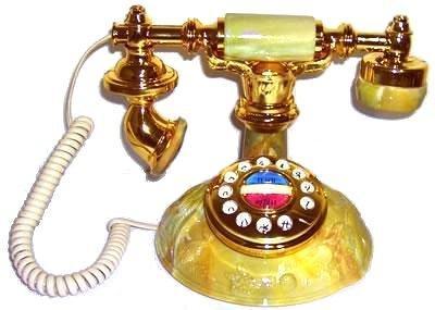Telefone Modelo Antigo Colonial - Modelo Clássico - Maxtel - KXT-593