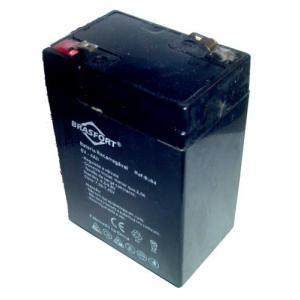 Bateria para Lanterna Recarregável 6V 4Ah