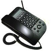 Mini Central de PABX com 1 Fixo e 2 Ramais telefone sem fio com Bina - Maxtel