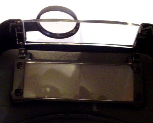 Lupa de Cabeça com 2 Lentes e uma Lente de Compensação com Iluminação - LP-23 II