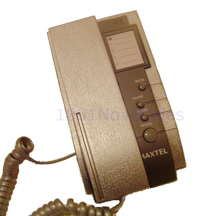 Telefone com Fio -  Maxtel - MT-263