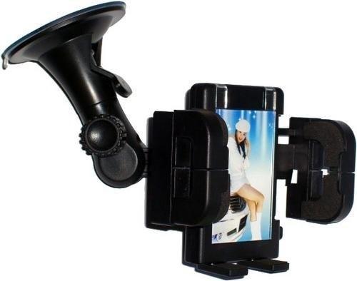 Suporte Universal Veicular para GPS e Celular para Qualquer Carro