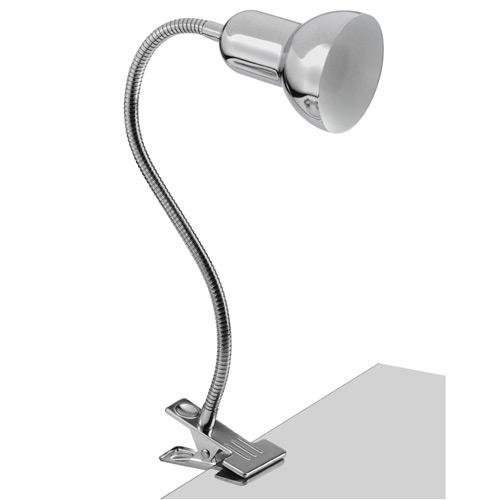 Luminária de Mesa com Presilha e Haste Flexível Articulada - Jazz - Startec