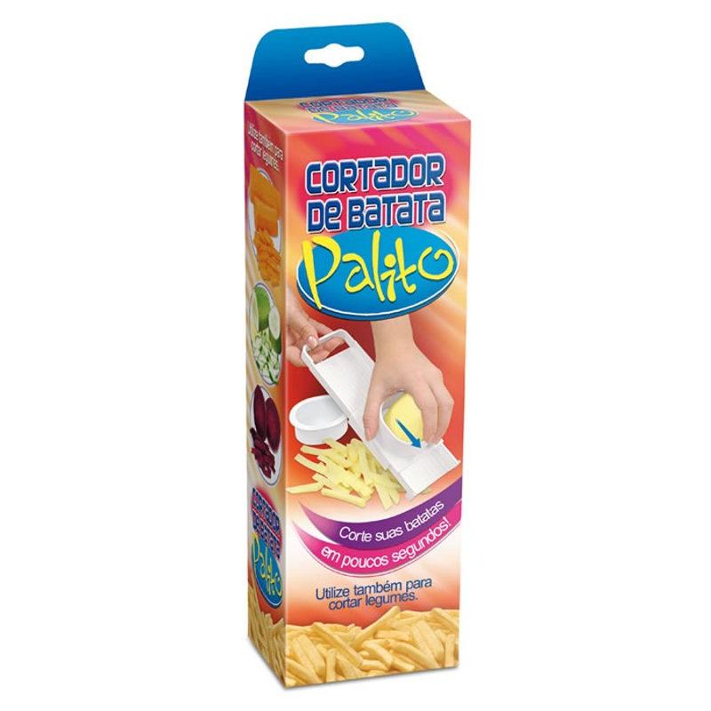 Cortador de Batata Palito para Batata e Outros Legumes Ballarin BP204