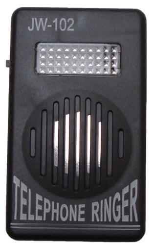 Campainha Auxiliar para Telefone Amplificada - Maxtel - JW-102