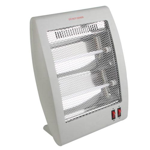 Aquecedor de Ambiente Elétrico Quartzo Retangular 800W - Best House - Conthey - 110V ou 220V - D145381