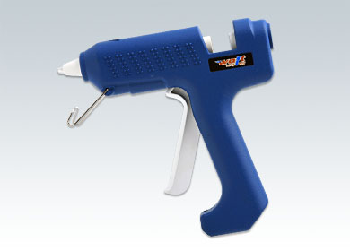 Pistola de Cola Quente - Aplicador Térmico para Cola em Bastão 55W - Profissional - Bivolt (110V/220V) - Waft - 6001