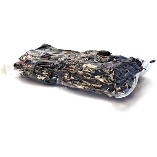 Saco a Vácuo para Roupas Vacuum Bag Tamanho Jumbo 110x68cm com Valvula