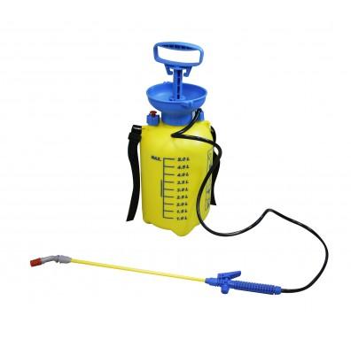 Pulverizador Agrícola de Compressão Prévia Acumulada 5L Manual Western P1500
