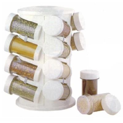 Porta Condimentos e Temperos Giratórios com 16 Potes H358