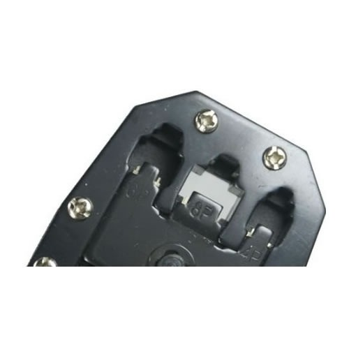 Alicate De Crimpar Conectores de Rede e Telefone Rj11 Rj12 Rj45 8P8C 6P6C 4P4C