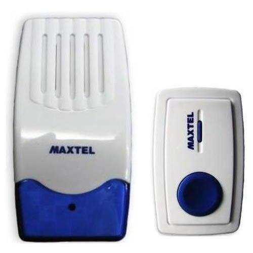 Campainha Sem Fio Com 36 Toques Diferentes Bivolt Maxtel Jxa-xs109