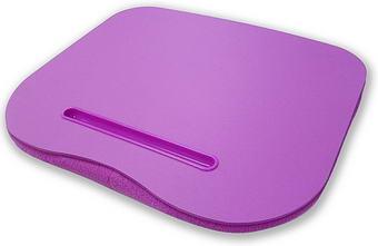 Bandeja Suporte para Notebook Multiuso com Almofada Rosa Batiki 74459