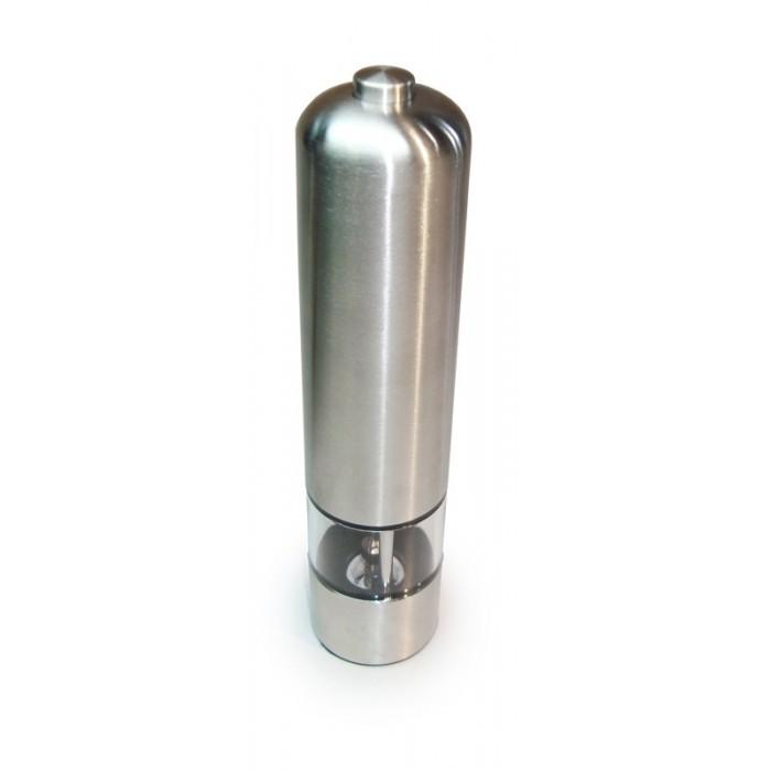 Moedor De Pimenta Elétrico Automático a Pilha em Aço Inox Jiaxi D-06