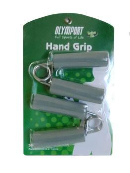 Alicate Hand Grip para Exercício de Mão Cabo Emborrachado Olymport OA355